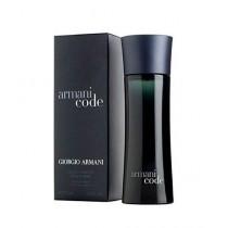 Giorgio Armani Code Eau De Toilette For Men 75ml