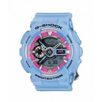 Casio G-Shock S Series Women's Watch (GMAS110F-2A)