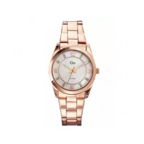 Go Girl Only Analog Women's Watch Rose Gold (694909)