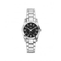 Go Girl Only Analog Women's Watch Silver (694902)