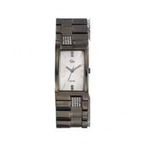 Go Girl Only Quartz Women's Watch Silver (694010)