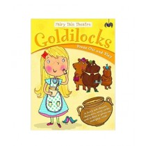 Goldilocks Press Out And Play Book