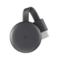 Google Chromecast 3rd Generation Charcoal