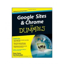 Google Sites and Chrome For Dummies Book 1st Edition