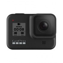GoPro Hero 8 4K Waterproof Action Camera Black
