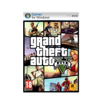 Grand Theft Auto V Game For PC
