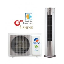 Gree Floor Standing Air Conditioner Heat & Cool 2.0 Ton (GF-24ISH)