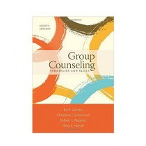 Group Counseling Strategies & Skills Book 8th Edition