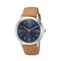 Guess Quartz Unisex Watch Brown (U0922G8)