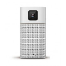 BenQ Mini Portable Projector with Wi-Fi and Bluetooth Speaker (GV1)