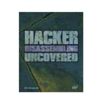 Hacker Disassembling Uncovered Book