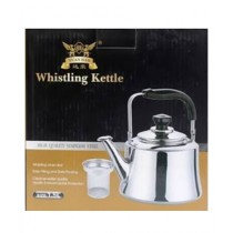 Hakimi Steel Whistling kettle Stainless Steel 1 ltr.