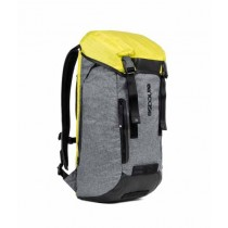"""Incase Halo Courier Backpack for 17"""" Laptop Heather Gray"""