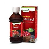 Hamdard Sharbat Faulad - 175ml