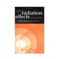 Handbook of Radiation Effects 2nd Edition