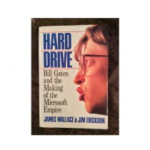 Hard Drive Bill Gates and the Making of the Microsoft Empire Book 1st Edition