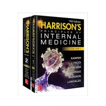 Harrison's Principles of Internal Medicine Book 19th Edition