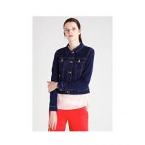 HB Garments Jacket For Women Blue