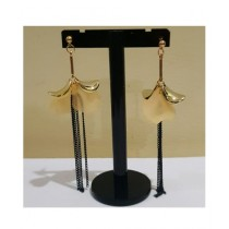 HCT Stylish Long Chain Earrings For Women (0026)