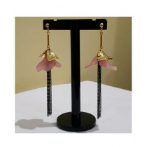 HCT Stylish Long Chain Earrings For Women (0027)