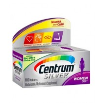 Healtheworld Centrum Silver For Women 100 Tablet