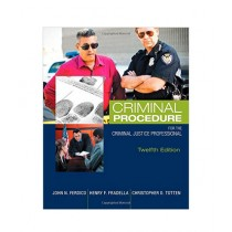 Criminal Procedure for the Criminal Justice Professional Book 12th Edition