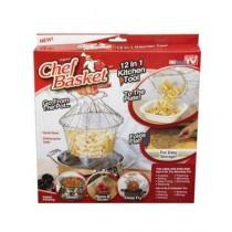 Hi-Fi Bazaar Chef Basket - Silver