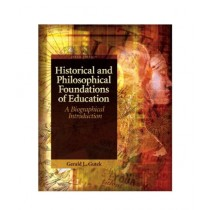 Historical & Philosophical Foundations of Education Book 5th Edition