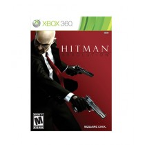 Hitman: Absolution Game For Xbox 360