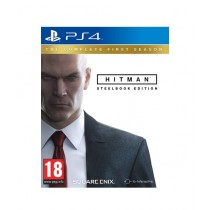 Hitman: The Complete First Season Steelbook Edition Game For PS4