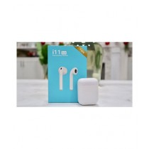 Hmm Store i11 Tws Mini Wireless Bluetooth Earphones White