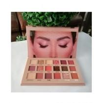 Hmm Store Nude 18 Color Eyeshadow Pallete