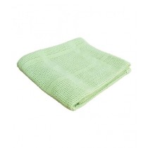 Home N Baby Cellular Breathable Blanket Green