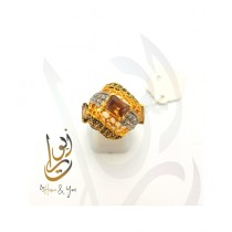 Home N You High Quality Rings Gold (0146)