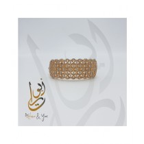 Home N You Sterling Gold Bracelet For Women (0078)