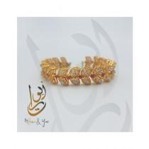 Home N You Sterling Gold Bracelet For Women (0080)
