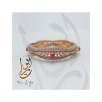 Home N You Sterling Gold Bracelet For Women (0081)