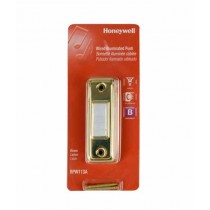 Honeywell Wired Illuminated Push Button for Door Chime (RPW113A1008/A)