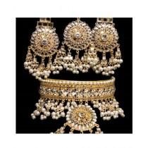 Hoorya Collection Zarcon Jewelry Set For Women