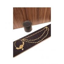 Hoorya Collection Zarcon Traditional Design Earrings For Women