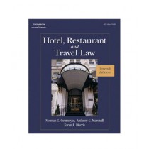 Hotel, Restaurant and Travel Law Book 7th Edition