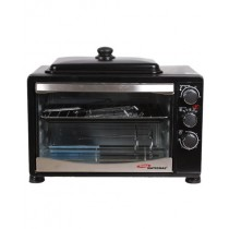 Gaba National Electric Oven with Hot Plate 38Ltr (GNO-1538)