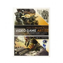 How to Become a Video Game Artist Book