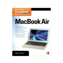 How to Do Everything MacBook Air Book