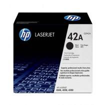 HP 42A LaserJet Toner Cartridge Black (Q5942A)