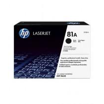 HP 81A LaserJet Toner Cartridge Black (CF281A)