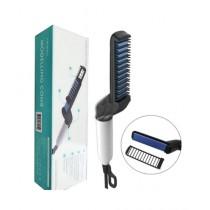 HR Business Modeling Comb Hair & Beard Straightener & Styler