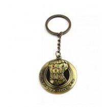 HR Business Thanos Infinity Power Metal Key Chain
