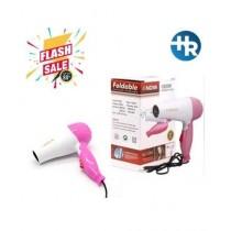 HR Trader 1000W Foldable Hair Dryer (NV-1290)