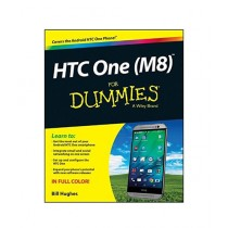 HTC One (M8) For Dummies Book 1st Edition